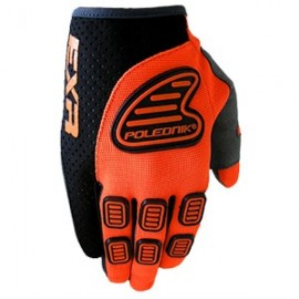 EXREME S Orange moto cimdi
