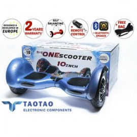 "ONE scooter 10"" Blue Carbon OSS-3982 giroskūteris"